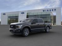 2019 Ford F-150 XL Black 4WD. 2019 Ford F-150 XL 4WD
