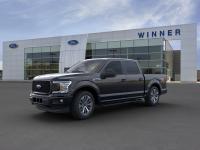 2019 Ford F-150 XL Black 4WD. 2019 Ford F-150 XL 4WD
