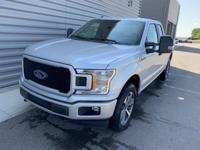 Ingot Silver 2019 Ford F-150 XL 4WD 10-Speed 5.0L V8