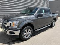2019 Ford F-150 XLT 4WD Magnetic 4WD. 5.0L V8 Ti-VCTAsk