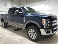 Blue Jeans Metallic 2019 Ford F-250SD King Ranch 4WD