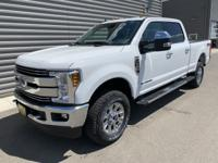 2019 Ford F-350SD Lariat 4WD Oxford White 4WD. Power
