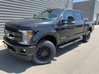 2019 Ford F-350SD Lariat 4WD Black 4WD. Power Stroke