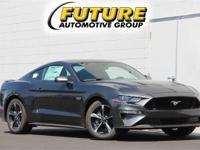 2019 Ford Mustang GT 2D Coupe Magnetic 5.0L V8 Ti-VCT