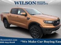 Saber 2019 Ford Ranger Lariat 4WD Automatic EcoBoost