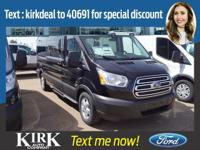 * Check out this 2019 Ford Transit Passenger 350 XLT *