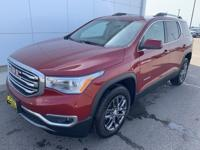 Quartz 2019 GMC Acadia SLT-1 AWD 6-Speed Automatic 3.6L