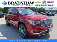 $1,820 off MSRP! Bradshaw Greer is very proud to offer