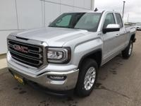 Quicksilver Metallic 2019 GMC Sierra 1500 Limited SLE