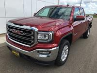 Quartz 2019 GMC Sierra 1500 Limited SLE 4WD 6-Speed