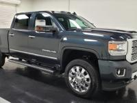 This outstanding example of a 2019 GMC Sierra 2500HD