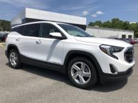 Summit White 2019 GMC $5,057 off MSRP! Terrain SLE FWD