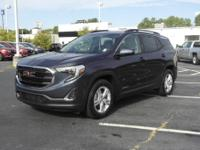 Blue Steel Metallic 2019 GMC $4,944 off MSRP! Terrain