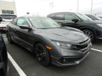 The 2019 Honda Civic Coupe is a thrilling experience to