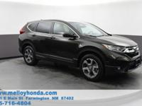 This 2019 Honda CR-V EX-L is proudly offered by Melloy