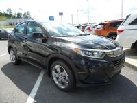 The 2019 Honda HR-V stands out. The new sport grille