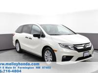 This 2019 Honda Odyssey LX is offered to you for sale