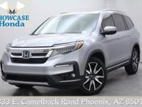 This Honda won't be on the lot long! A comfortable ride