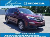 * 6 Cylinder engine * * Check out this 2019 Honda Pilot