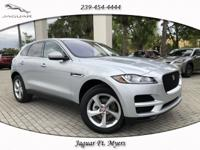2019 Jaguar F-PACE 25t Premium 22/27 City/Highway MPG