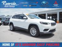 2019 Jeep Cherokee Latitude 20/29 City/Highway MPG