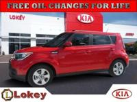 Inferno Red 2019 Kia Soul Exclaim FWD Automatic 1.6L