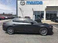 Located at Baglier Mazda. All NEW 2019 Mazda3 Sedan