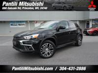 Take command of the road with this 2019 Mitsubishi