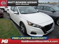 Match your tax with Matt!2019 Nissan Altima 2.5 S