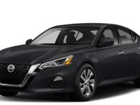 Match your tax with Matt!2019 Nissan Altima 2.5 SV