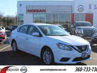 2019 Nissan Sentra S Priced below MSRP!!! Climb into
