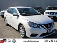 2019 Nissan Sentra SV How comforting is it knowing you