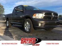 This Ram won't be on the lot long! Roomy, comfortable,