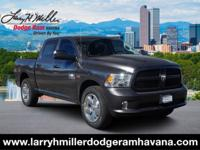 Scores 21 Highway MPG and 15 City MPG! This Ram 1500