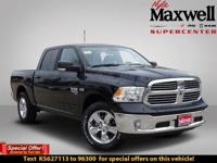 $11,887 off MSRP! 2019 Ram 1500 Classic Lone Star Lone