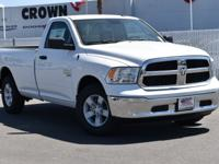Bright White Clearcoat 2019 Ram 1500 Classic Tradesman