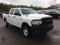 Bright White Clearcoat 2019 Ram 2500 Tradesman 4WD