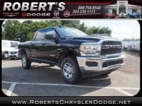 Diamond Black 2019 Ram 2500 Tradesman 6.4L Heavy Duty