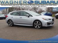 **SUBARU EXCLUSIVE SYMMETRICAL AWD - BETTER TRACTION,