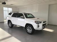 $2,529 off MSRP!  2019 Toyota 4Runner Price includes: