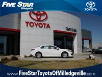 2019 Toyota Camry LE FWD 8-Speed Automatic 2.5L I4 DOHC