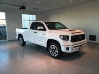 $5,956 off MSRP! Tundra SR5, 4D Double Cab, i-Force