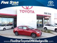 Pulse 2019 Toyota Yaris LE FWD 6-Speed Automatic 1.5L