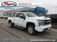 New Price! This Chevrolet Silverado 2500HD has many