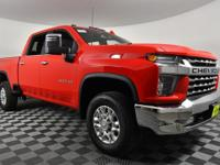 2020 Chevrolet Silverado 3500HD This big league