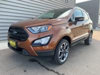 2020 Ford EcoSport SES 4WD Canyon Rdg 2.0L I4 Ti-VCT