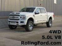 "4WD, GVWR: 7,000 lbs. Payload Package, 20"" Tuscany"