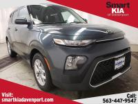 Boasts 33 Highway MPG and 27 City MPG! This Kia Soul