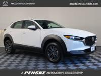 2020 Mazda CX-30 25/33 City/Highway MPG  AM/FM Aux.