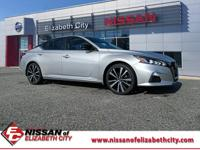 Brilliant Silver Metallic 2020 Nissan Altima 2.5 SR FWD